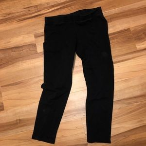 Mossimo Supply Co. capri leggings